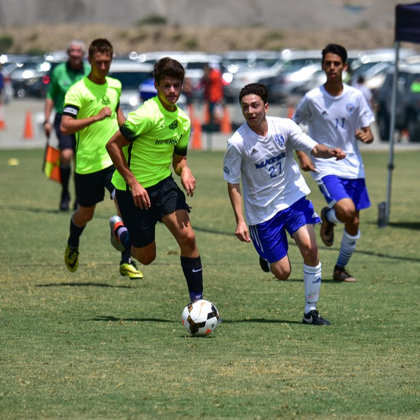 Rancho Santa Fe Attack Soccer Tournament